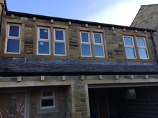 Natural stone heads and cills