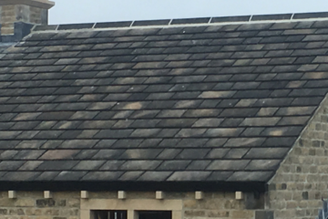 New Indian Roof Slates