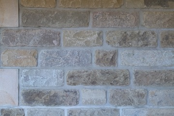 140mm Reclaimed Tumbled Walling Stone